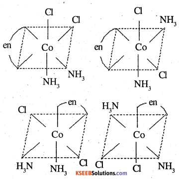 2nd PUC Chemistry Question Bank Chapter 9 Coordination Compounds - 24
