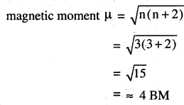 2nd PUC Chemistry Question Bank Chapter 9 Coordination Compounds - 42
