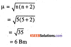 2nd PUC Chemistry Question Bank Chapter 9 Coordination Compounds - 46