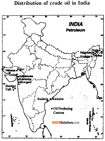 2nd PUC Geography Previous Year Question Paper June 2017 - 4