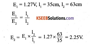 2nd PUC Physics Question Bank Chapter 3 Current Electricity 14