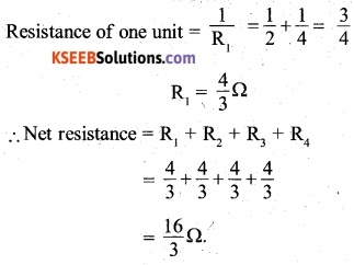2nd PUC Physics Question Bank Chapter 3 Current Electricity 23
