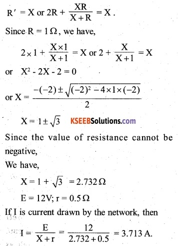 2nd PUC Physics Question Bank Chapter 3 Current Electricity 28