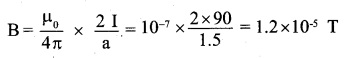 2nd PUC Physics Question Bank Chapter 4 Moving Charges and Magnetism 4