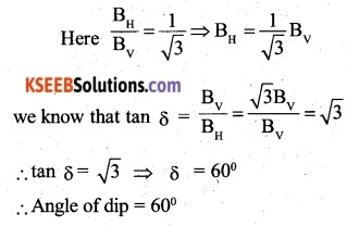 2nd PUC Physics Question Bank Chapter 4 Moving Charges and Magnetism 51