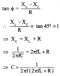 2nd PUC Physics Question Bank Chapter 7 Alternating Current 42