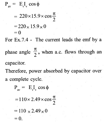 2nd PUC Physics Question Bank Chapter 7 Alternating Current 5