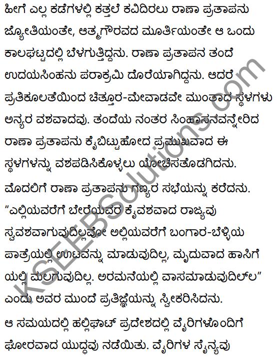 महाराणाप्रतापः Summary in Kannada 39