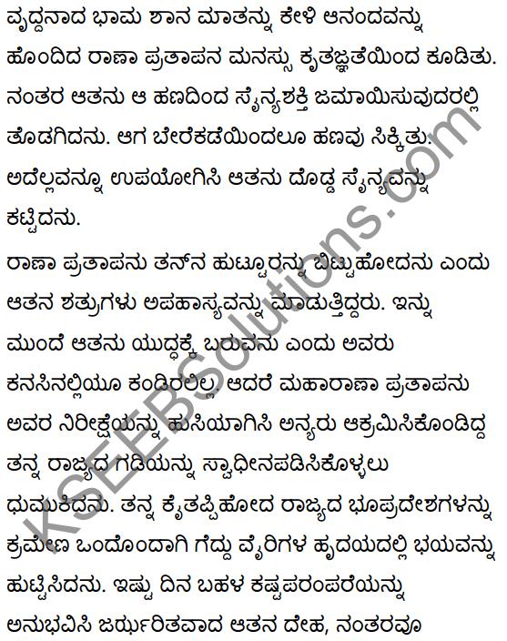 महाराणाप्रतापः Summary in Kannada 44