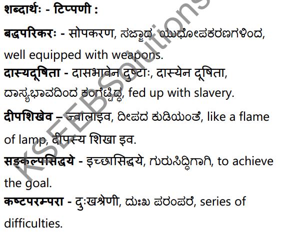 महाराणाप्रतापः Summary in Kannada and English 47