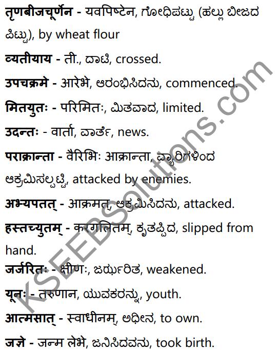 महाराणाप्रतापः Summary in Kannada and English 48