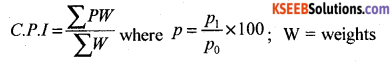 2nd PUC Statistics Model Question Paper 3 with Answers - 11