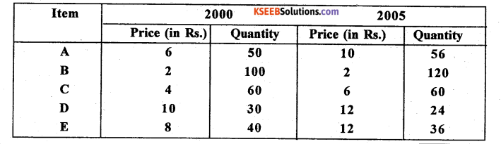 2nd PUC Statistics Previous Year Question Paper June 2017 - 30