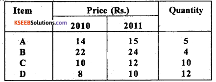 2nd PUC Statistics Previous Year Question Paper June 2017 - 9
