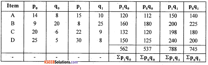 2nd PUC Statistics Previous Year Question Paper March 2018 - 35