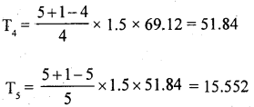 2nd PUC Statistics Previous Year Question Paper March 2018 - 46