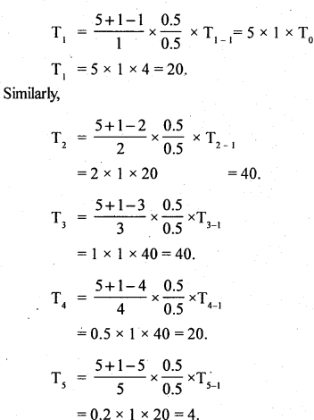 2nd PUC Statistics Question Bank Chapter 5 Theoretical Distribution - 113