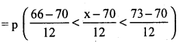 2nd PUC Statistics Question Bank Chapter 5 Theoretical Distribution - 136