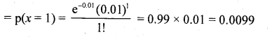 2nd PUC Statistics Question Bank Chapter 5 Theoretical Distribution - 58