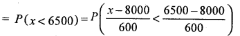 2nd PUC Statistics Question Bank Chapter 5 Theoretical Distribution - 85