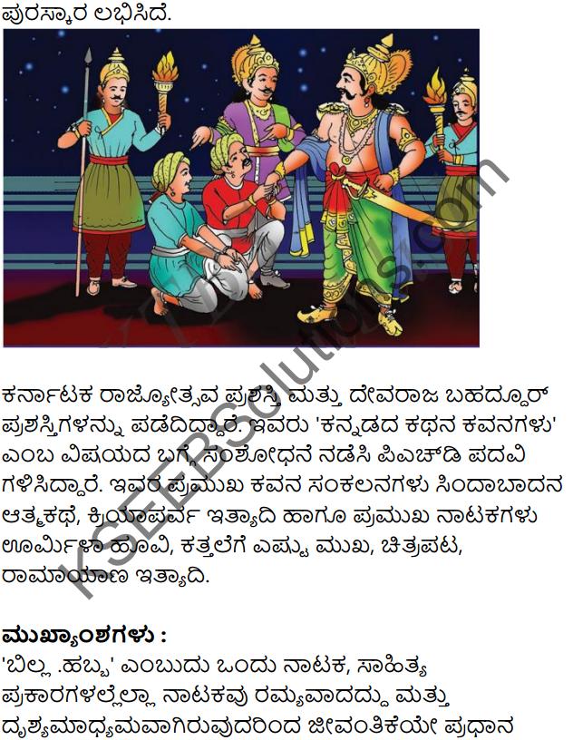 Billa Habba Summary in Kannada 2