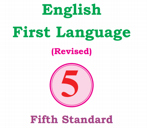 KSEEB Solutions for Class 5 English 1st Language