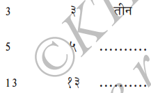 KSEEB Solutions for Class 6 Hindi Chapter 7 गिनती 5