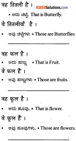 KSEEB Solutions for Class 6 Hindi Chapter 9 यह, ये, वह, वे 4