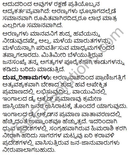 Karnataka SSLC Class 10 Siri Kannada Prabandha Lekhana 10