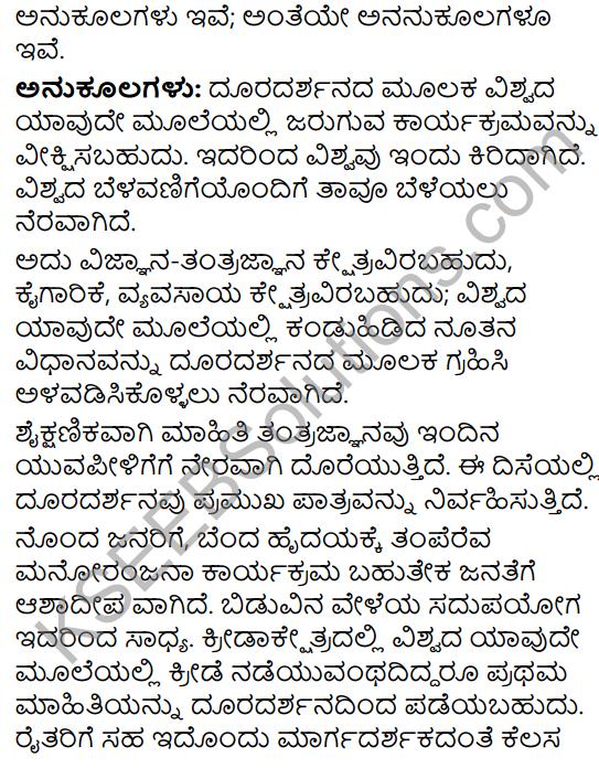 Karnataka SSLC Class 10 Siri Kannada Prabandha Lekhana 4