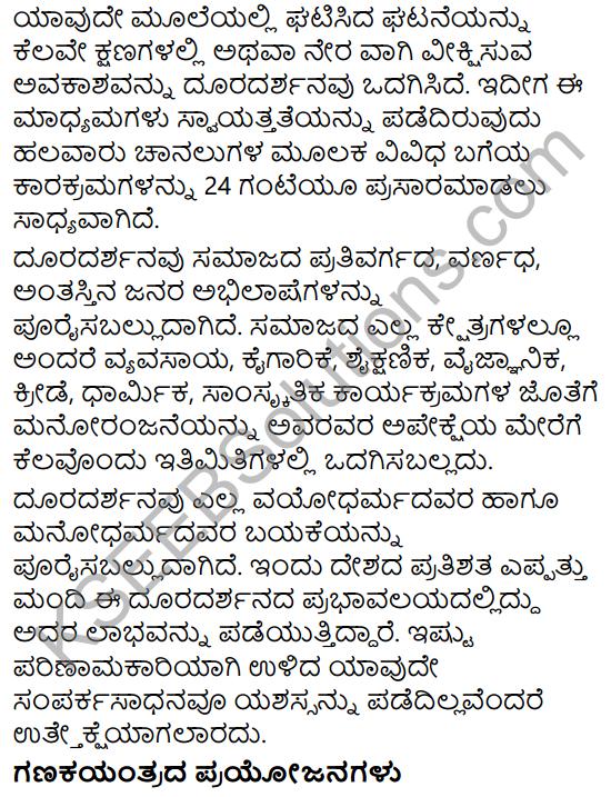 Karnataka SSLC Class 10 Siri Kannada Prabandha Lekhana 46