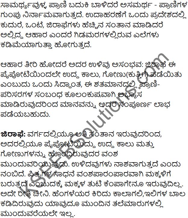 Parisara Samatholana Summary in Kannada 3