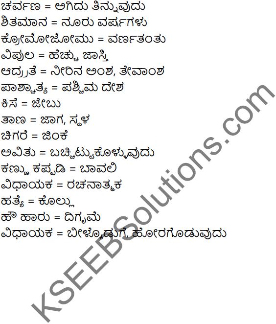 Parisara Samatholana Summary in Kannada 6