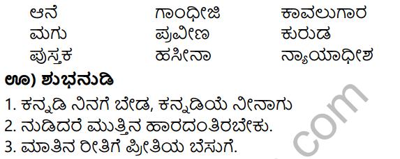 Siri Kannada Text Book Class 5 Solutions Gadya Chapter 4 Sullu Helabaradu 7