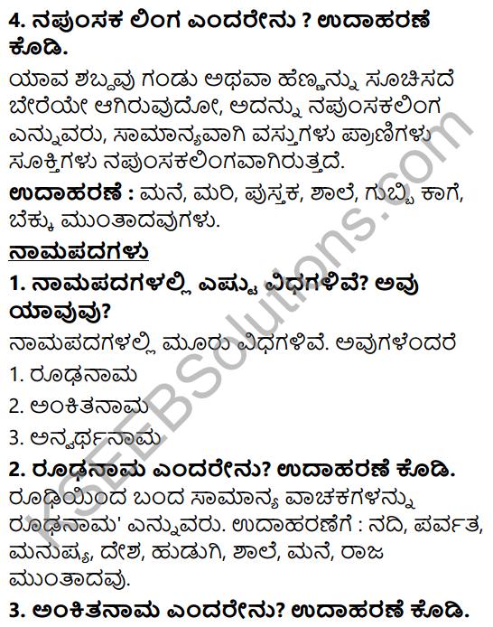 Siri Kannada Text Book Class 6 Solutions Gadya Chapter 2 Gandharvasena 11