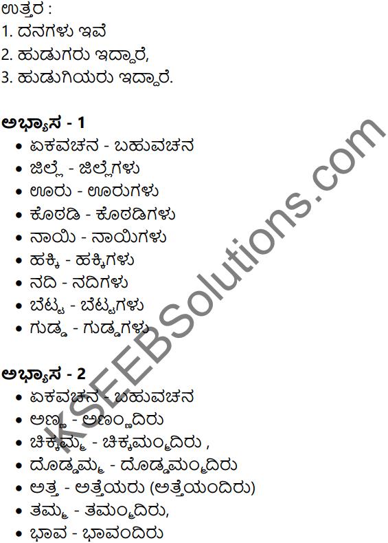 Siri Kannada Text Book Class 7 Solutions Gadya Chapter 8 Sankrantiyandu Sukha-Dukha 7
