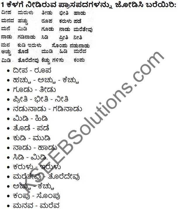 Siri Kannada Text Book Class 7 Solutions Padya Chapter 5 Hachevu Kannadada Deepa 4