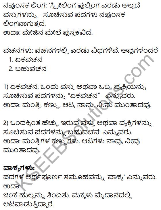 Siri Kannada Text Book Class 8 Solutions Gadya Chapter 6 Yashodhare 10
