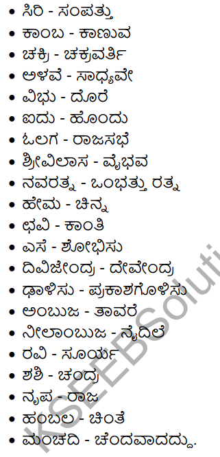 Siriya Ninnena Bannipenu Summary in Kannada 6