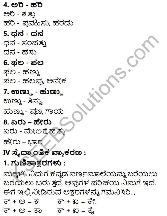 Tili Kannada Text Book Class 5 Solutions Gadya Chapter 2 Navilu 9