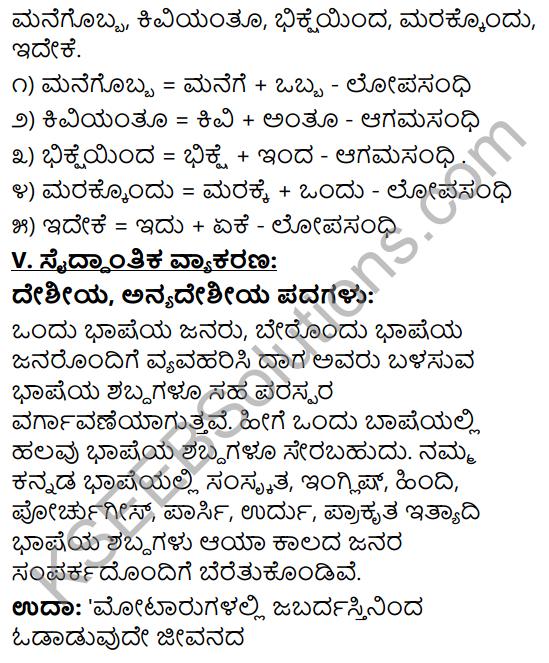 Tili Kannada Text Book Class 9 Solutions Gadya Chapter 2 Aralikatte 12