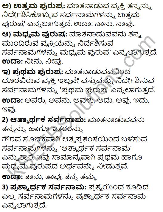 Tili Kannada Text Book Class 9 Solutions Gadya Chapter 3 Jenu Kurubara Tayiyu Kadu Aneya Maganu 18
