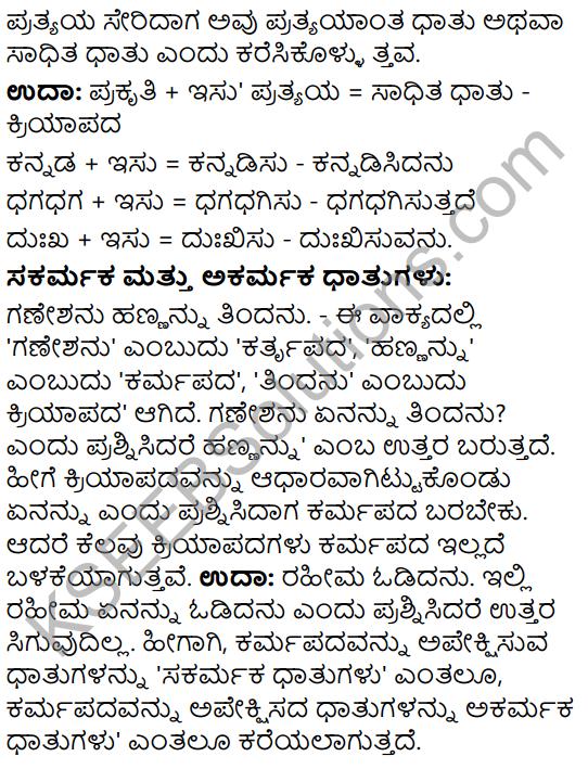 Tili Kannada Text Book Class 9 Solutions Gadya Chapter 5 Urusu Galalli Bhavaikyate 11