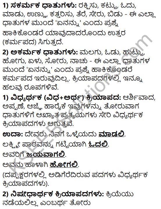 Tili Kannada Text Book Class 9 Solutions Gadya Chapter 5 Urusu Galalli Bhavaikyate 12