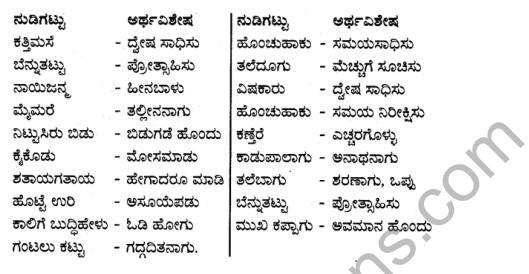 Tili Kannada Text Book Class 9 Solutions Gadya Chapter 8 Bhishma Pratigya 19