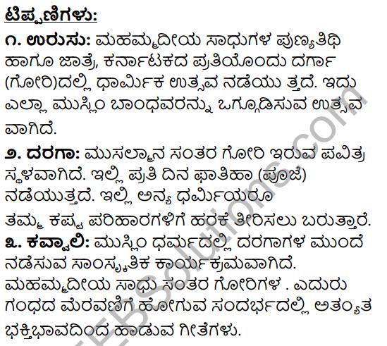 Urusu Galalli Bhavaikyate Summary in Kannada 7