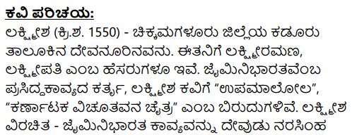 Veeralava Summary in Kannada 1