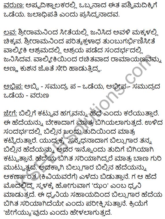 Veeralava Summary in Kannada 8