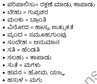 Yashodhare Summary in Kannada 6