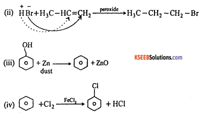 1st PUC Chemistry Model Question Paper 3 with Answers 12